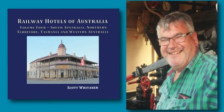 Railway Hotels of Australia Book Launch tickets