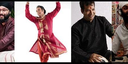 An Evening of Classical Indian Dance & Music