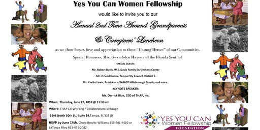 10th Annual 2nd Time Around Grandparent & Caregivers Luncheon