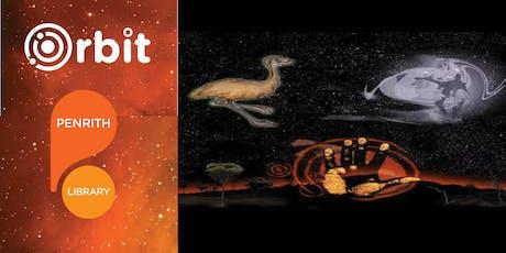 Stories in the Stars Planetarium (8 -13 yo) with Starr's Planetarium tickets