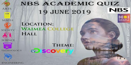 NBS College Academic Quiz 2019 tickets