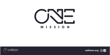Collision ONE Mission Conference tickets