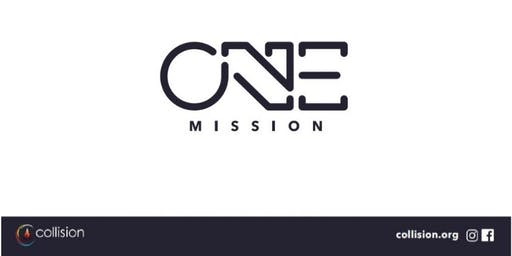 Collision ONE Mission Conference
