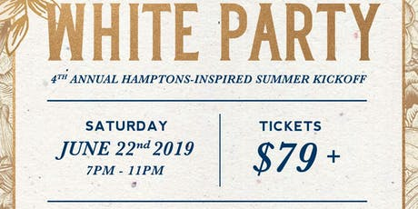 Andiron White Party tickets