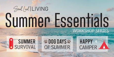 Summer Essentials Series tickets