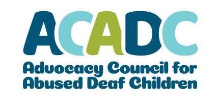 ACADC Presents Workshop on Trauma and the Deaf Community
