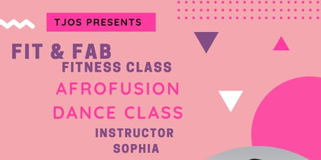 Fit & Fab: Afrofusion Dance Class tickets