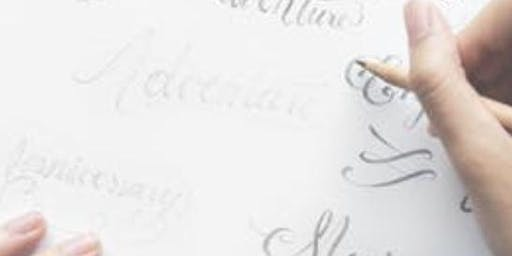 Beginners Calligraphy Workshop