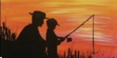 Father Son (or daughter) Paint night  tickets