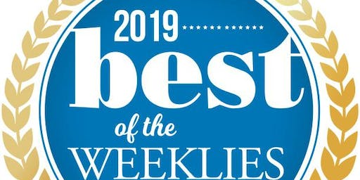 Best of The Weeklies Winners' Reception
