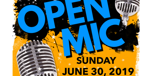 Open Mic Night at Boomers Cocktails