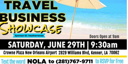 Exclusive Travel Business Showcase