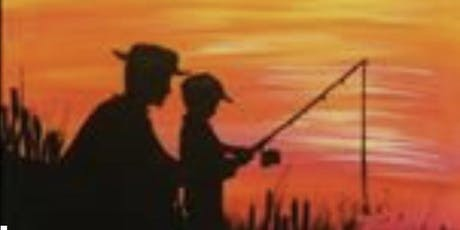 Father/ Son or Daughter Paint Class @ Sedalia Center  tickets