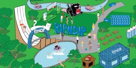 RIPNDIP River Float '19 tickets