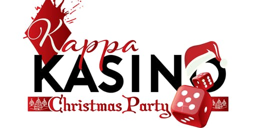 3rd Annual Kappa Kasino Christmas Party