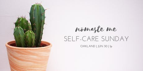 Self-Care Sunday tickets