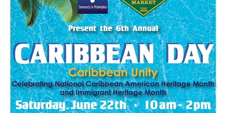 6th Annual Caribbean Day tickets