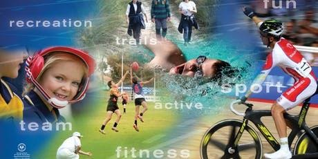 ORSR Consultation - State Recreation Organisations tickets