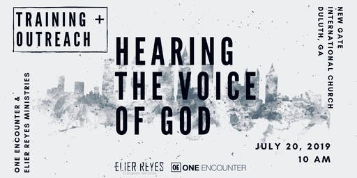 Hearing the Voice of God: Training + Outreach