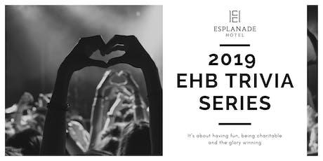 2019 EHB Trivia Series tickets