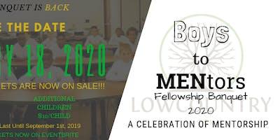Boys to MENtors Fellowship Banquet 2020