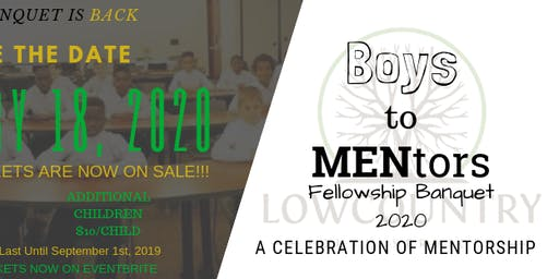 Boys to MENtors Fellowship Banquet 2020