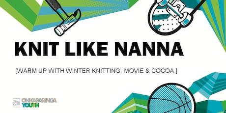 Knit Like Nanna tickets