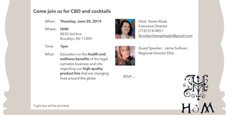 CBD and Cocktails tickets