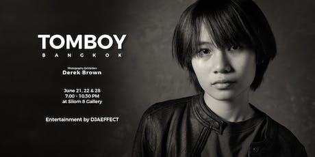 Tomboy Bangkok Photo Exhibition & Event tickets