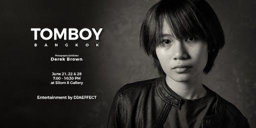 Tomboy Bangkok Photo Exhibition & Event