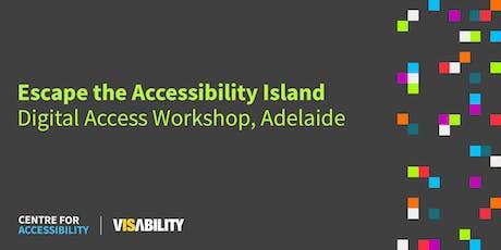 Digital Access Workshop Adelaide tickets
