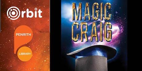 Amazing Magic Craig Show with Magic Craig tickets