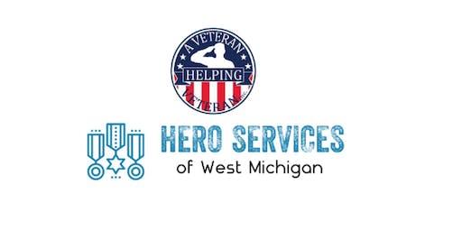 A Veteran Helping Veteran, Inc. Night out at Buffalo Wild Wings