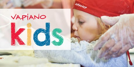 Vapiano Canberra Pizza Kids! tickets