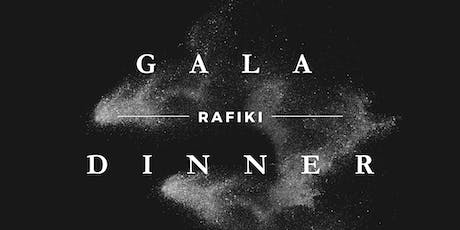 The Rafiki Gala Dinner by Sleepy's Kotara & Simon Curwood Jewellers tickets