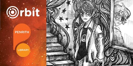 Draw  your own Graphic Novel Characters with Madison Martin tickets
