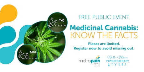 Medicinal Cannabis: Know the Facts tickets