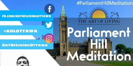 Parliament Hill Meditation tickets