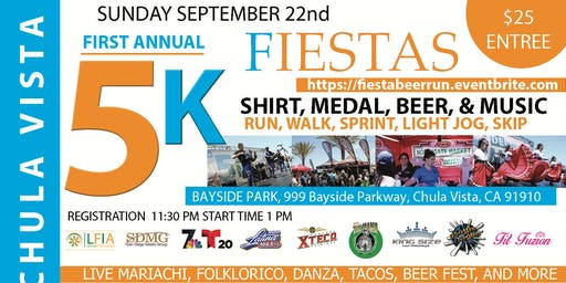 Fiesta Beer Run