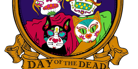 2019 Day of the Dead 1 Mile, 5K, 10K, 13.1, 26.2 - Indianaoplis tickets