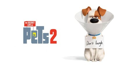 The Secret Life of Pets 2 for Sunshine Coast Animal Refuge tickets
