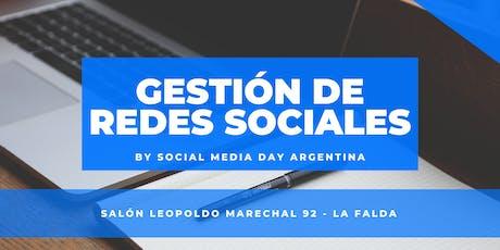 Gestión de Redes sociales - La Falda entradas