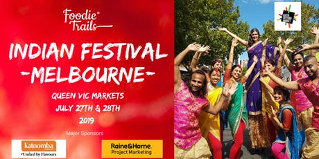 Indian Festival Melbourne 2019 tickets