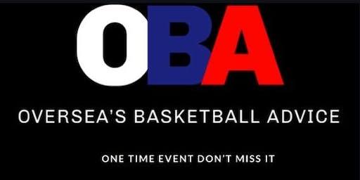 Overseas Basketball Tryouts
