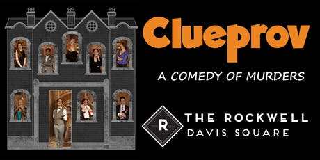 ClueProv: A Comedy of Murders tickets