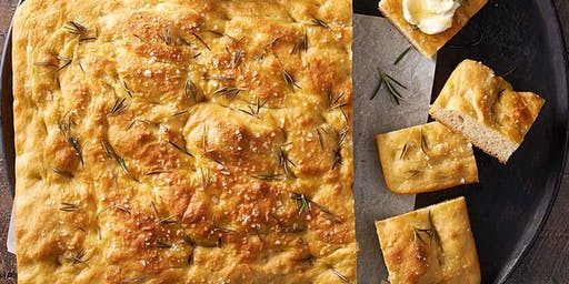 Make it Take It: Focaccia workshop