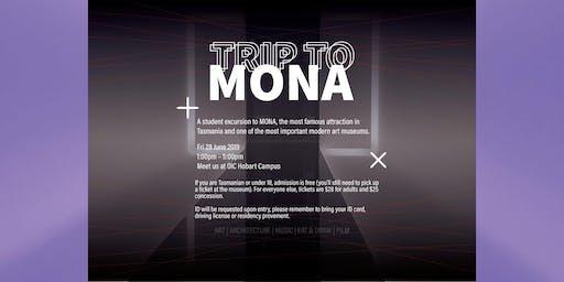Trip to MONA