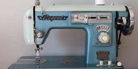 Get to Know Your Sewing Machine with Hannah Arose of Palindrome Dry Goods tickets