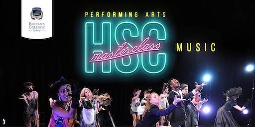 HSC Performing Arts Masterclass - Music