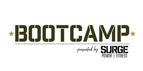 Surge Power Fitness Bootcamp tickets